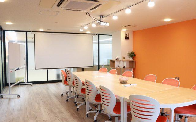 会議室|リクト新オフィス
